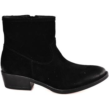 Topánky Ženy Čižmičky Mally 5340 čierna