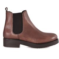 Topánky Ženy Čižmičky Mally 5535 Hnedá
