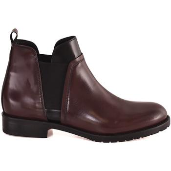 Topánky Ženy Čižmičky Mally 5948 Červená