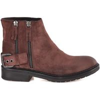 Topánky Ženy Čižmičky Mally 6324 Hnedá