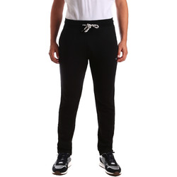 Oblečenie Muži Tepláky a vrchné oblečenie Key Up 2F36E 0001 čierna