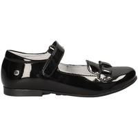 Topánky Dievčatá Balerínky a babies Melania ME2031D7I.A čierna