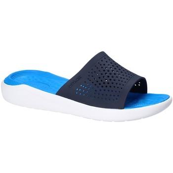 Topánky Muži športové šľapky Crocs 205183 Modrá