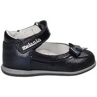 Topánky Dievčatá Balerínky a babies Melania ME0142A8I.A Modrá
