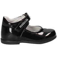 Topánky Dievčatá Balerínky a babies Melania ME1401B8I.A čierna