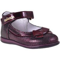 Topánky Dievčatá Balerínky a babies Melania ME0142A8I.B Červená
