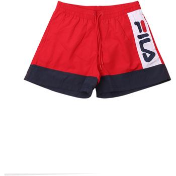 Oblečenie Muži Plavky  Fila 687743 Červená