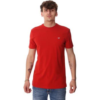 Oblečenie Muži Tričká s krátkym rukávom Antony Morato MMKS01737 FA120022 Červená