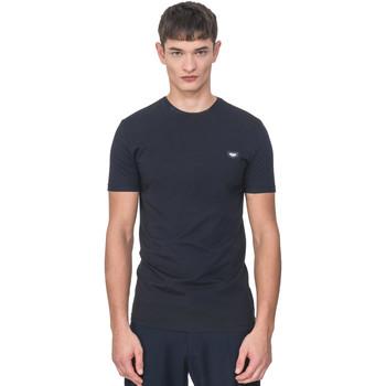 Oblečenie Muži Tričká s krátkym rukávom Antony Morato MMKS01737 FA120022 Modrá