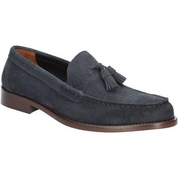 Topánky Muži Mokasíny Marco Ferretti 160745 Modrá