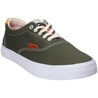 Topánky Muži Nízke tenisky Gas GAM810160 Zelená