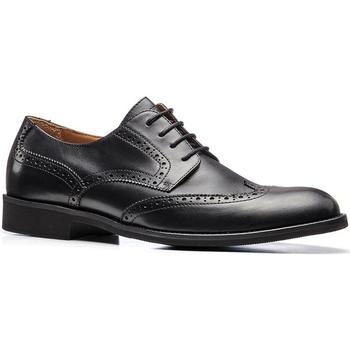 Topánky Muži Derbie Stonefly 110769 čierna