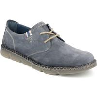 Topánky Muži Derbie Grunland SC4527 Modrá