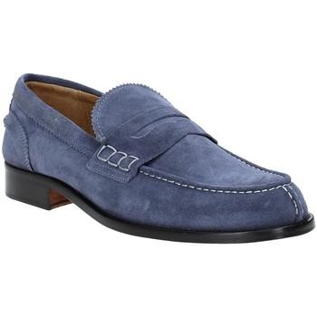 Topánky Muži Mokasíny Rogers 652 Modrá