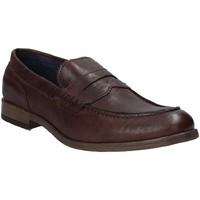 Topánky Muži Mokasíny Rogers CP 06 Hnedá