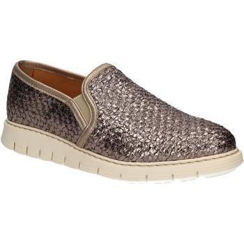 Topánky Ženy Slip-on Maritan G 160760 Striebro