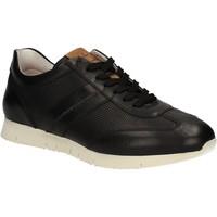 Topánky Muži Nízke tenisky Maritan G 140658 čierna