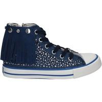 Topánky Deti Členkové tenisky Lulu LV010074T Modrá