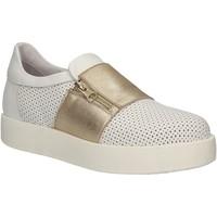Topánky Ženy Slip-on Exton 1904 Biely
