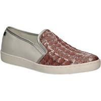 Topánky Ženy Slip-on Keys 5051 Ružová