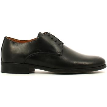 Topánky Muži Derbie Rogers 1042B čierna