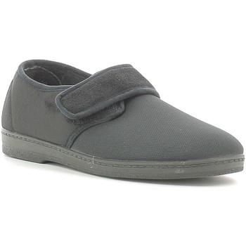 Topánky Muži Papuče Susimoda 5605 čierna