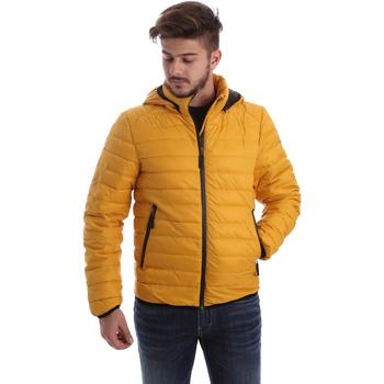 Oblečenie Muži Vyteplené bundy Byblos Blu 669501 žltá