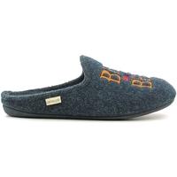 Topánky Muži Papuče Grunland CI1073 Modrá