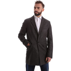 Oblečenie Muži Saká a blejzre Gaudi 62FU30155 Šedá