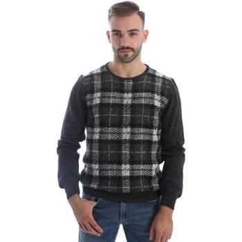 Oblečenie Muži Svetre Gaudi 62FU50157 Šedá