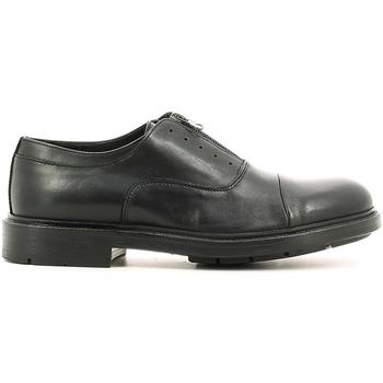Topánky Muži Richelieu Rogers 3092 čierna