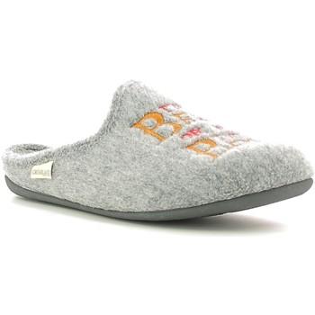 Topánky Muži Papuče Grunland CI1073 Šedá