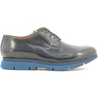 Topánky Muži Derbie Rogers 3860-6 Modrá
