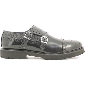 Topánky Muži Derbie Rogers 353-16 čierna