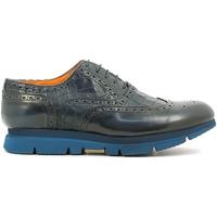 Topánky Muži Derbie Rogers 3863-6 Modrá