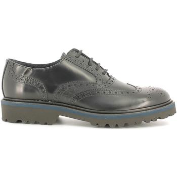 Topánky Muži Derbie Soldini 19933-1 čierna