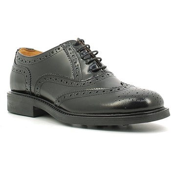 Topánky Muži Derbie Rogers 9511A čierna