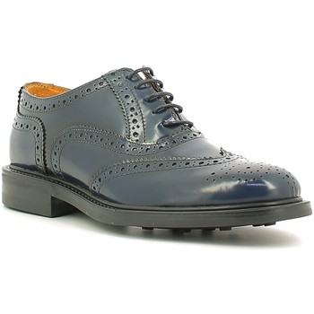 Topánky Muži Derbie Rogers 9511A Modrá