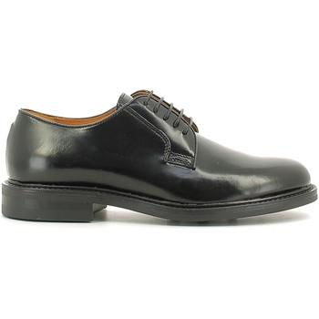 Topánky Muži Derbie Rogers 1238B čierna