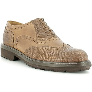Topánky Muži Derbie Rogers 2042B Hnedá