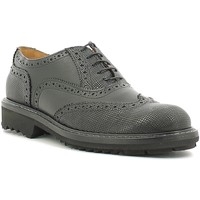 Topánky Muži Derbie Rogers 2042B čierna
