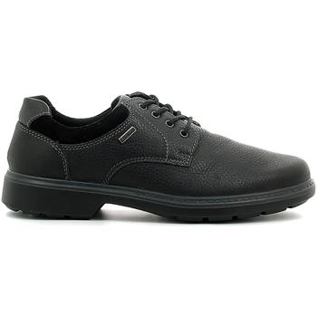Topánky Muži Derbie Enval 6891 čierna