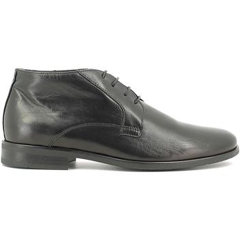 Topánky Muži Polokozačky Rogers 200OB čierna