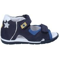 Topánky Deti Športové sandále Balducci CITA1081 Modrá