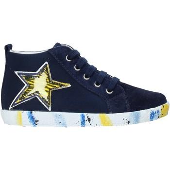 Topánky Chlapci Členkové tenisky Falcotto 2013554-01-1C49 Modrá