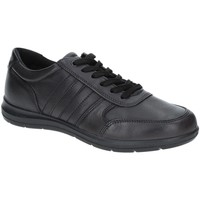 Topánky Muži Derbie Enval 2234811 čierna