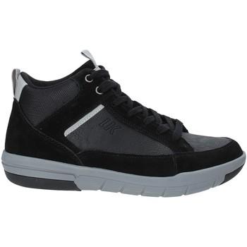 Topánky Muži Členkové tenisky Lumberjack SM51505 002 V12 čierna