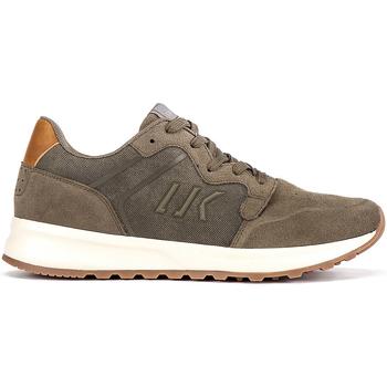 Topánky Muži Nízke tenisky Lumberjack SM44105 004 M65 Zelená