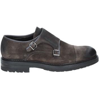 Topánky Muži Derbie Exton 691 Hnedá