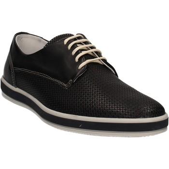 Topánky Muži Derbie IgI&CO 7687 Modrá